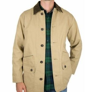 NWT ORVIS Quilted BARN JACKET Size Large